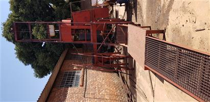 Brick Making Mashines & Pan Mixer & Shaker table and more for sale.