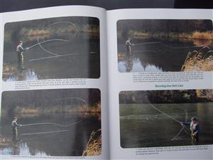 Fly Fishing Books - x 4 books