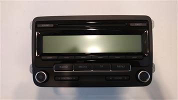 VW OEM Radio - RCD 310