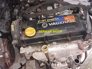 Opel corsa Y17DT engine and more used spares for sale