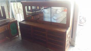 Vintage dresser drawer