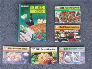 Dr Oetker Kochbuch - Das Grosse -  Cook books - German Traditional Recipes