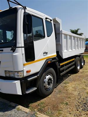 2007 Tata Novus,10 Cube tipper truck for sale