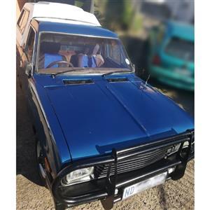 1995 Nissan 1400 Heritage Edition