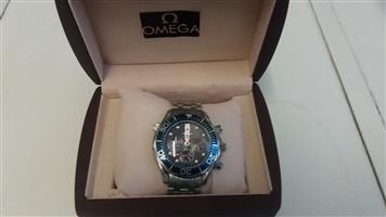 Authentic Replica Omega Seamaster