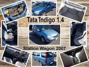 Tata Indigo 1.4 Station Wagon 2007 spares for sale.