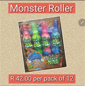 Monster roller for sale