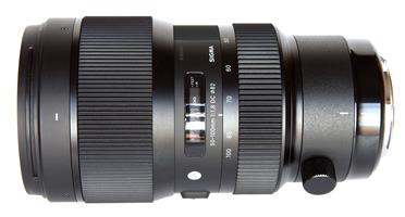 SIGMA ART 50-100 mm f 1.8 DC HSM ZOOM LENS