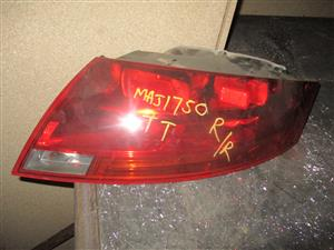 AUDI TT REAR RIGHT TAILLIGHT FOR SALE