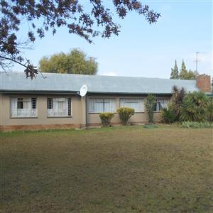 House for sale in De Bruin Street, John Vorster Park