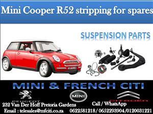 Suspension parts On Big Special for Mini Cooper R52