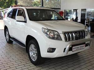 2012 Toyota Land Cruiser Prado PRADO VX 3.0D A/T