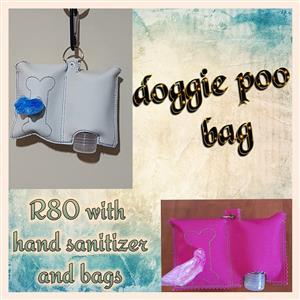 Doggy poo bag