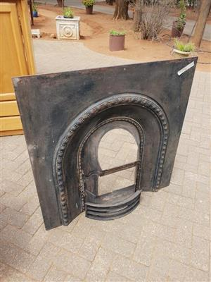 Fireplace cover for sale