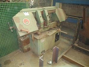 Thomas Band Saw - ON AUCTION