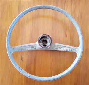 Volkswagen vintage steering wheel