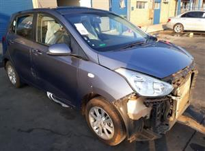 HYUNDAI GRAND I10 For Rebuild