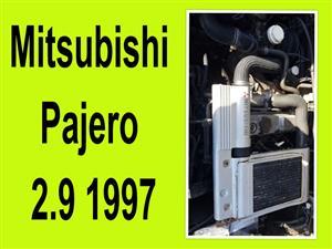 Mitsubishi Pajero 2.8 intercool turbo GLX 1997 engine for sale.