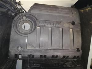 2005 FIAT STILO 2.4 20V ABARTH ENGINE COVER