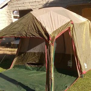 5 Man Family Lagoona Tent Campmaster