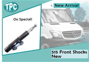 Mercedes Benz Sprinter  515 Front Shock New For Sale at TPC