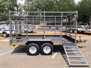 3.5M CATTLE TRAILERS SALE