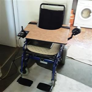 Battery Operated Wheel Chair