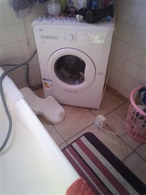 6 kg defy washing machine