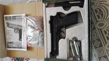 KWC Police Model M92 Air Pistol