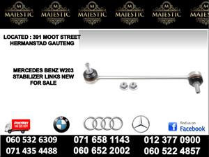 Mercedes benz W203 stabilizer links for sale new