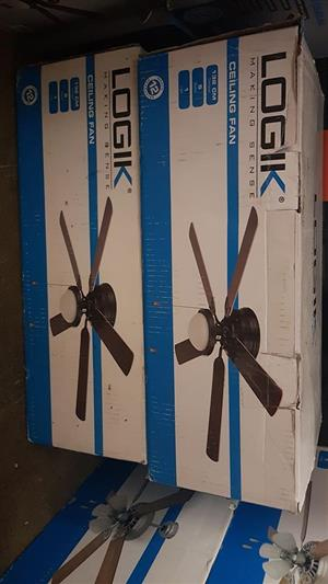 Logik ceiling fans for sale