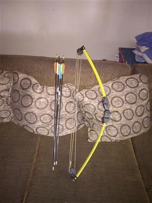 Cowboys and Indians - Bow and arrow ~ compound kids bow