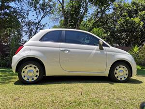 2016 Fiat 500 0.9 TwinAir Pop Star auto