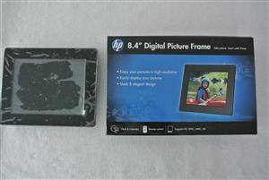 "HP 8.4"" LCD Digital Picture Frame - UNUSED"
