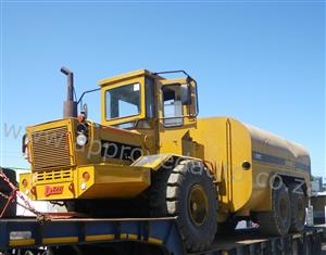 2007 Desmond articulated water tanker used truck - AA2927