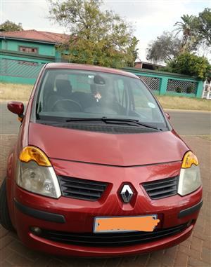 Renault Modus 1.2 Authentigue