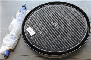 S035169A Gas braai top with pipes #Rosettenvillepawnshop