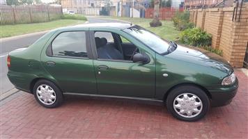 2003 Fiat Siena 1.6 EL