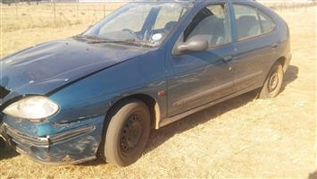 2000 Renault Megane II