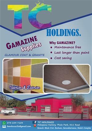 Gamazine