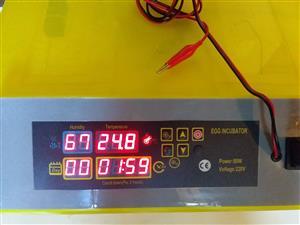 48 Egg Automatic Incubator