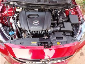 2015 Mazda Mazda2 1.5 Active