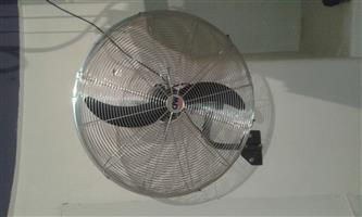 Powerful Wall Mounted Fan