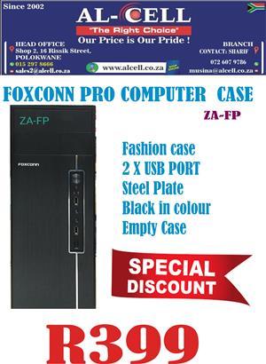 Foxconn Pro Computer Empty Case