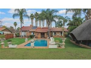 Beautiful family home for Sale in Doornpoort