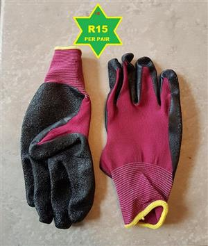Working gloves for sale