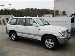 2003 Toyota Land Cruiser 100 4.2TD VX