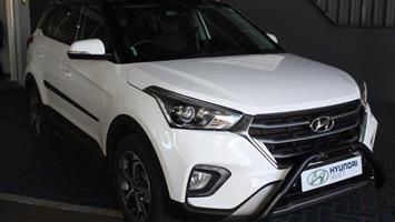 2019 Hyundai Creta 1.6 Executive auto