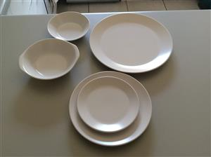 Noritake Progression China - Pearl White Dinner set