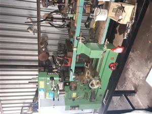 Lathe, Milling & Drilling Machine